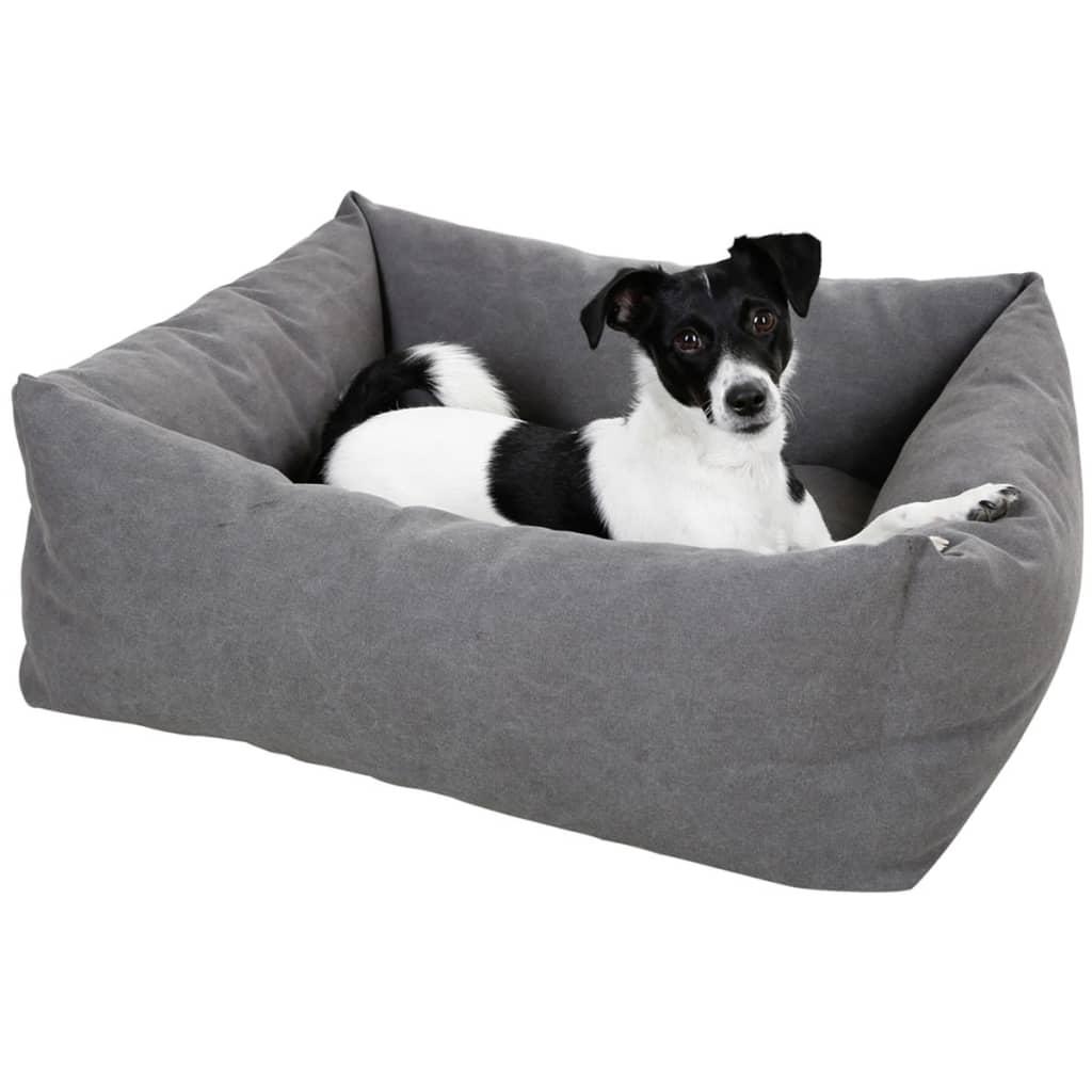 Articoli per kerbl cuccia per cani lucca 85x70 cm grigio for Articoli per cani