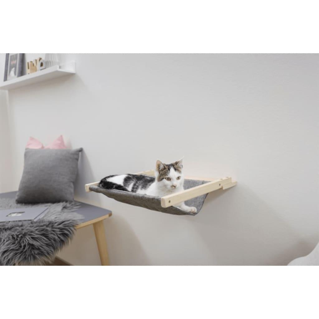 acheter kerbl hamac mural pour chats tofana 45 x 40 cm. Black Bedroom Furniture Sets. Home Design Ideas