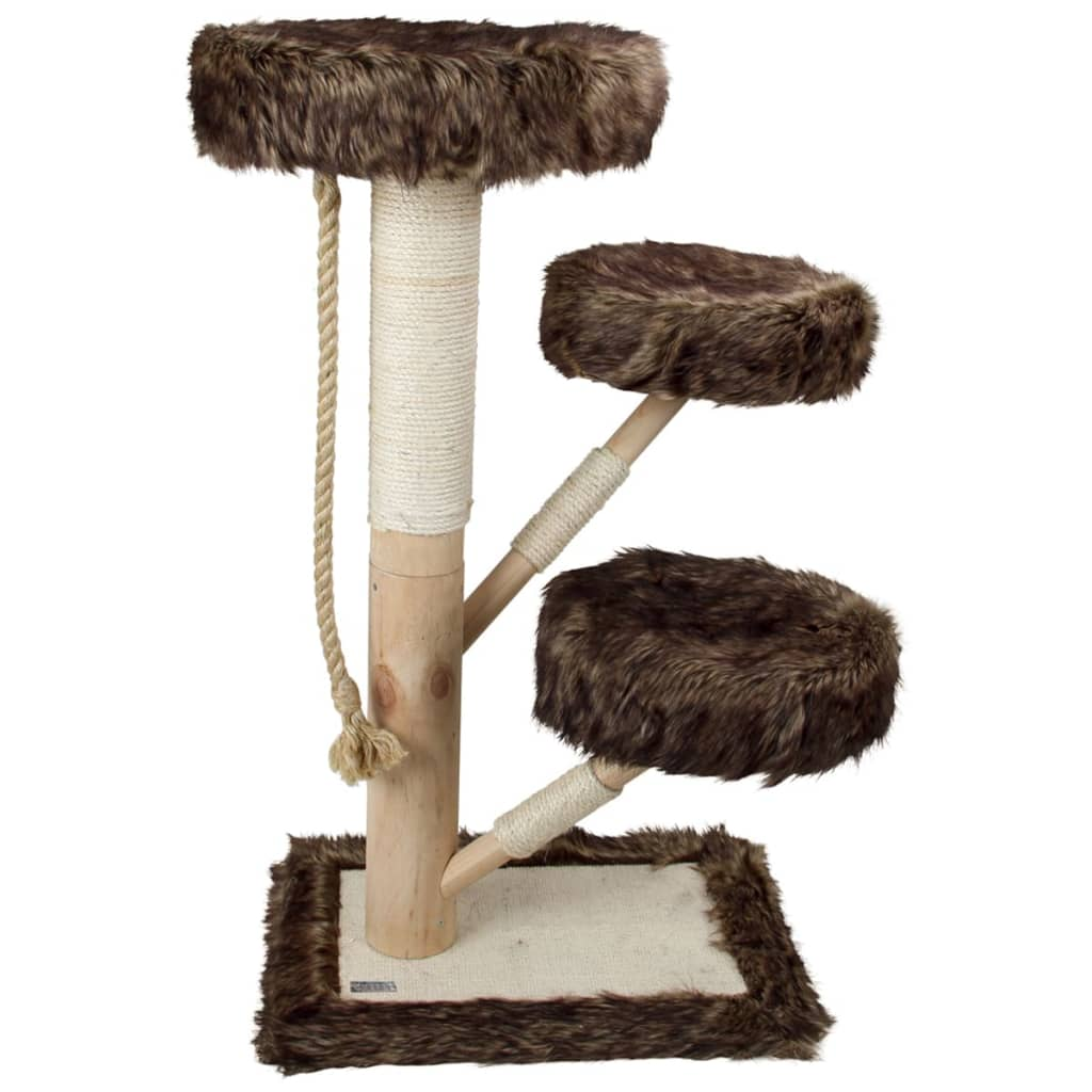 acheter kerbl arbre chats zamunda marron 81518 pas cher. Black Bedroom Furniture Sets. Home Design Ideas