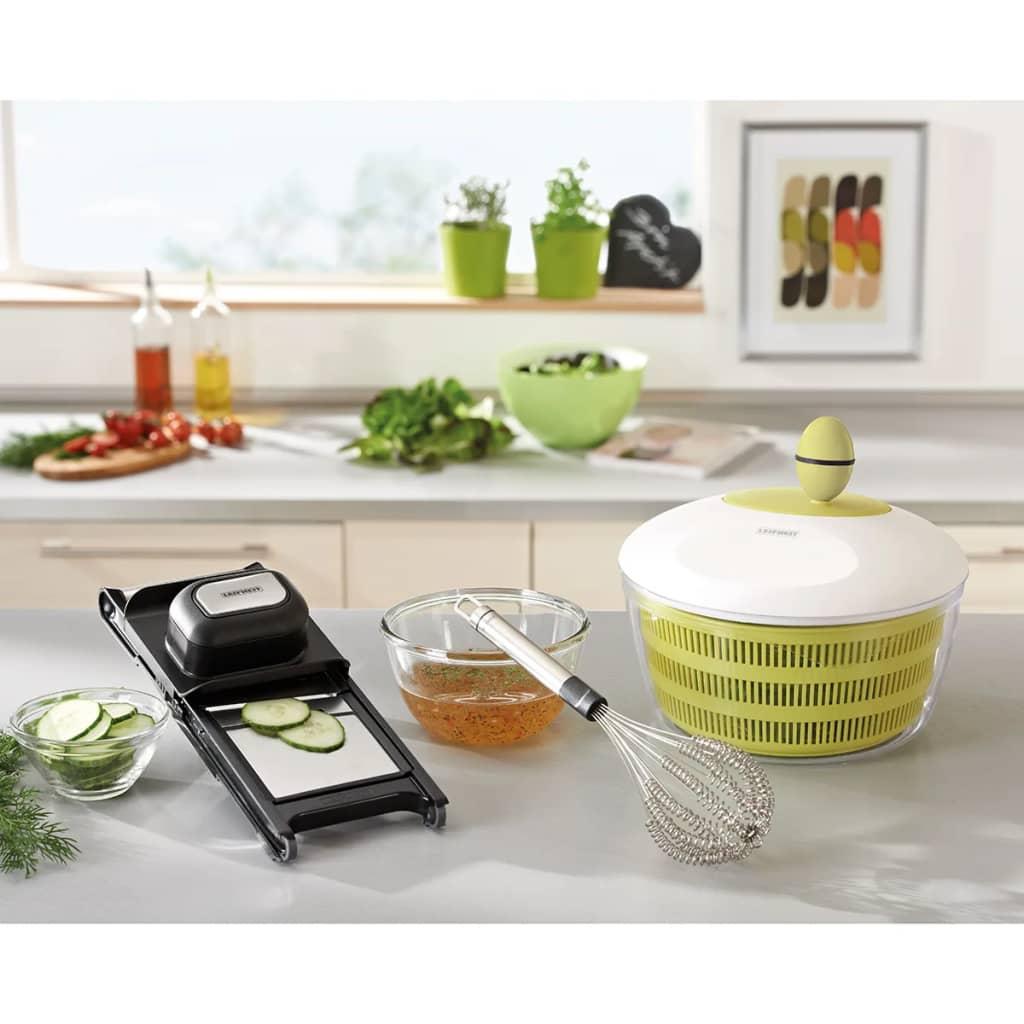 Leifheit mandolina de cocina easy slicer negra 03093 for Mandolina utensilio de cocina