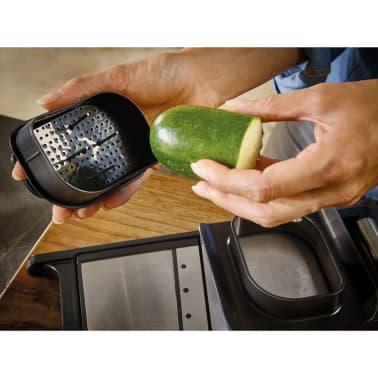 Acheter leifheit trancheuse easy slicer noir 03093 pas for Trancheuse cuisine
