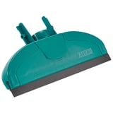 Leifheit Testa di Aspirazione Stretta per Aspiratore per Finestre Dry&Clean 17 cm 51007
