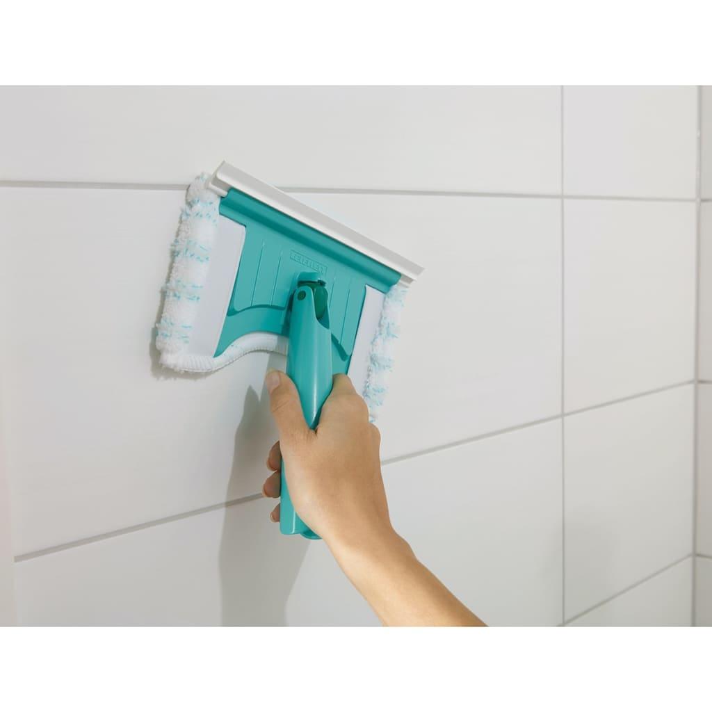 Leifheit limpiador de azulejos y ba os flexi pad 41701 - Limpiador de azulejos ...