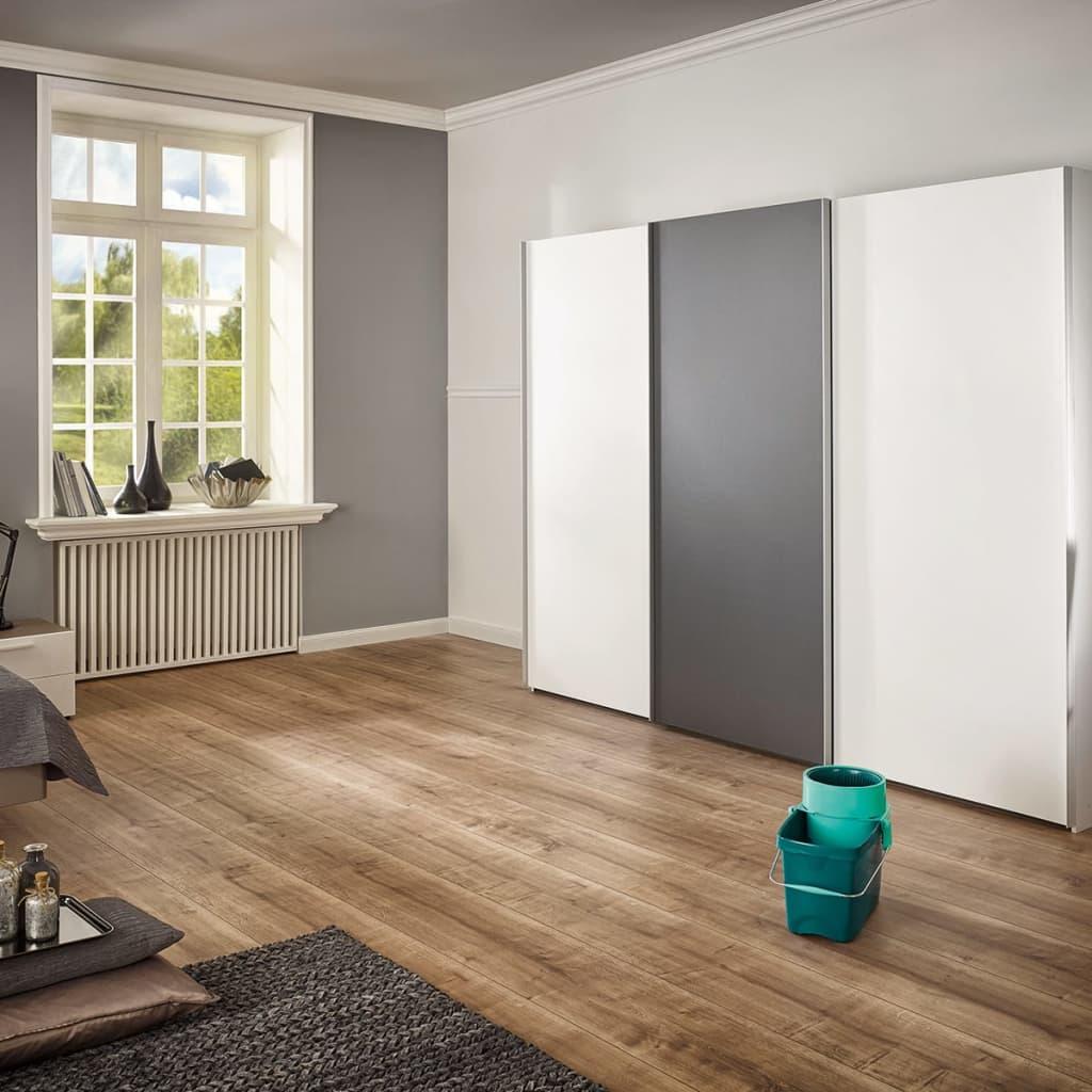 leifheit floor mop set clean twist xl green 52049. Black Bedroom Furniture Sets. Home Design Ideas