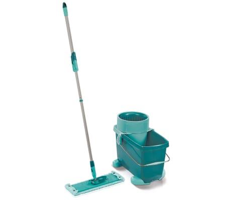 leifheit floor mop set clean twist xl green. Black Bedroom Furniture Sets. Home Design Ideas