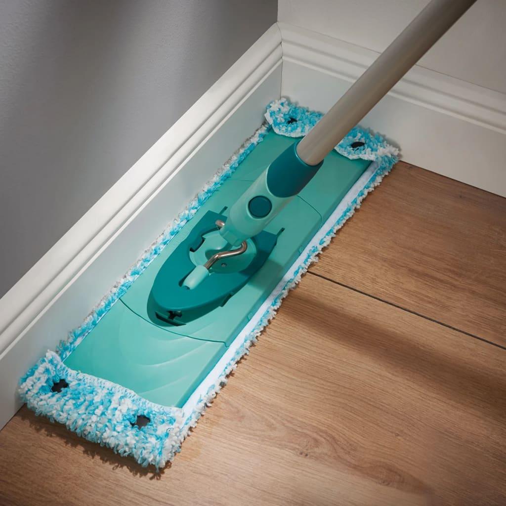 acheter leifheit ensemble de vadrouille de plancher clean twist m vert 52050 pas cher. Black Bedroom Furniture Sets. Home Design Ideas