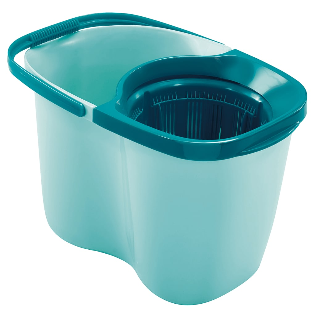 leifheit disc mop set clean twist active green 56793. Black Bedroom Furniture Sets. Home Design Ideas
