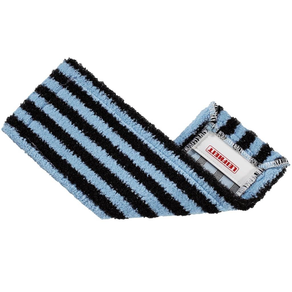 Afbeelding van Leifheit Mopdoek Profi Outdoor blauw en zwart 55142