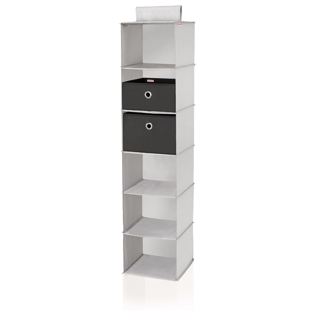 Leifheit estante colgante para armario gris 30x30x125 cm - Estantes para armarios ...