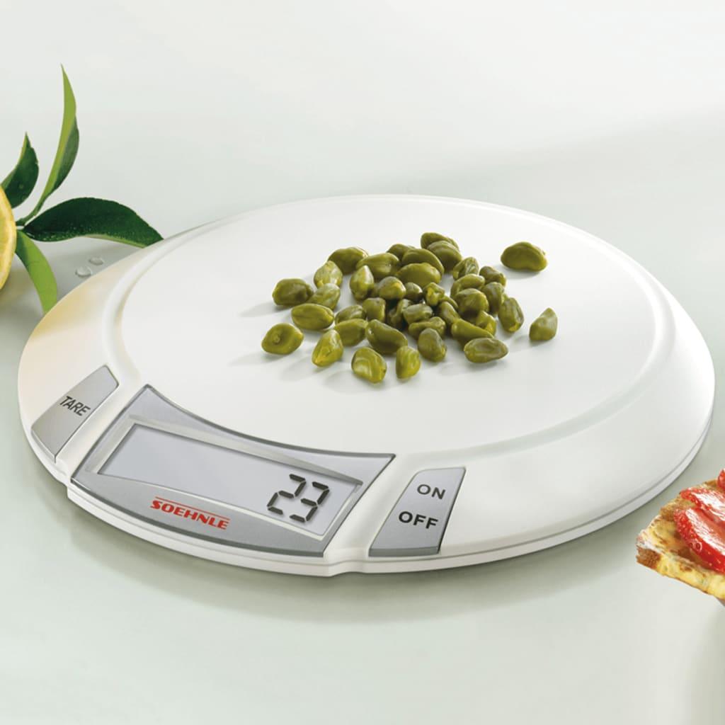 Acheter soehnle balance de cuisine olympia 5 kg blanc - Soehnle balance cuisine ...