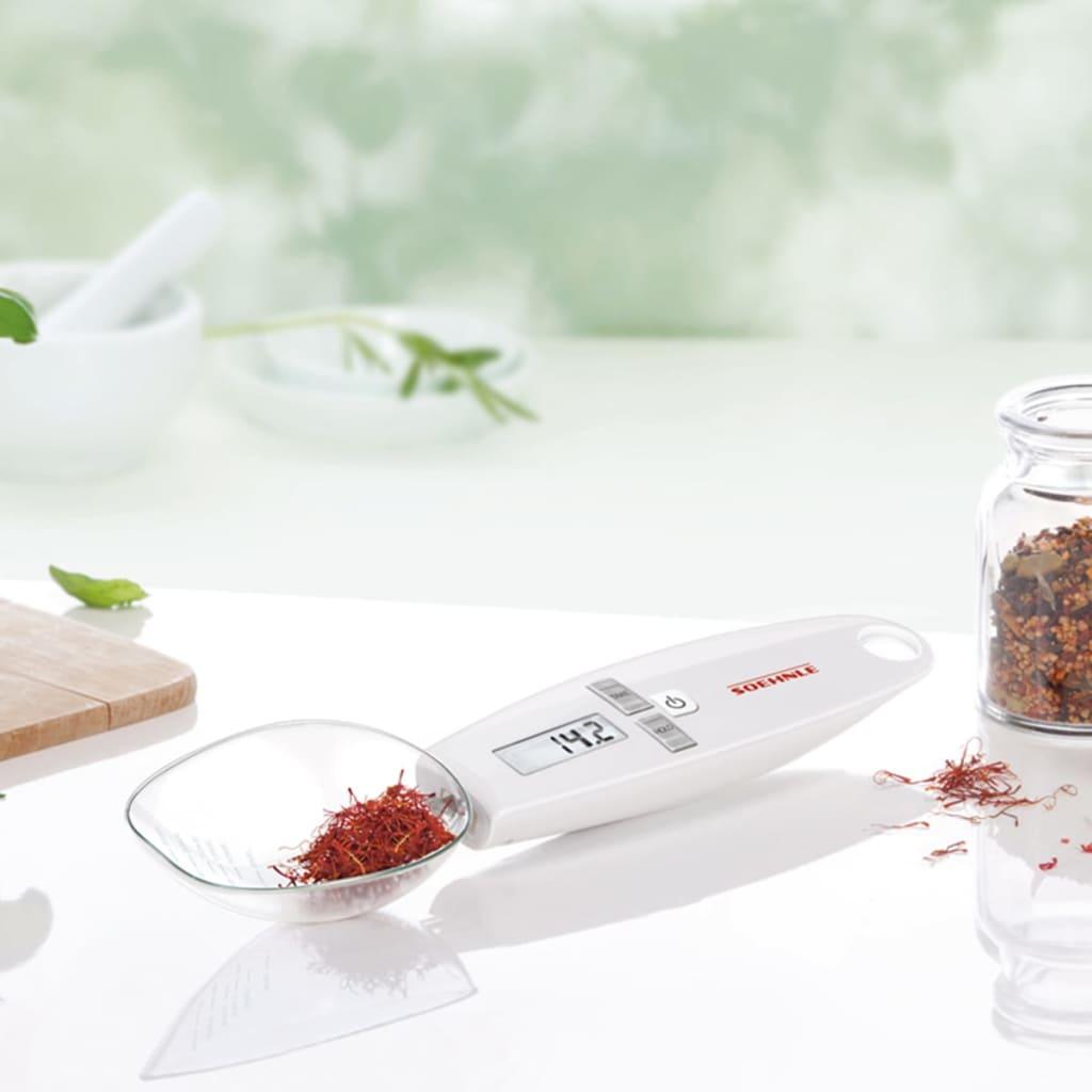 acheter soehnle balance de cuisine cooking star 0 5 kg blanc 66220 pas cher. Black Bedroom Furniture Sets. Home Design Ideas