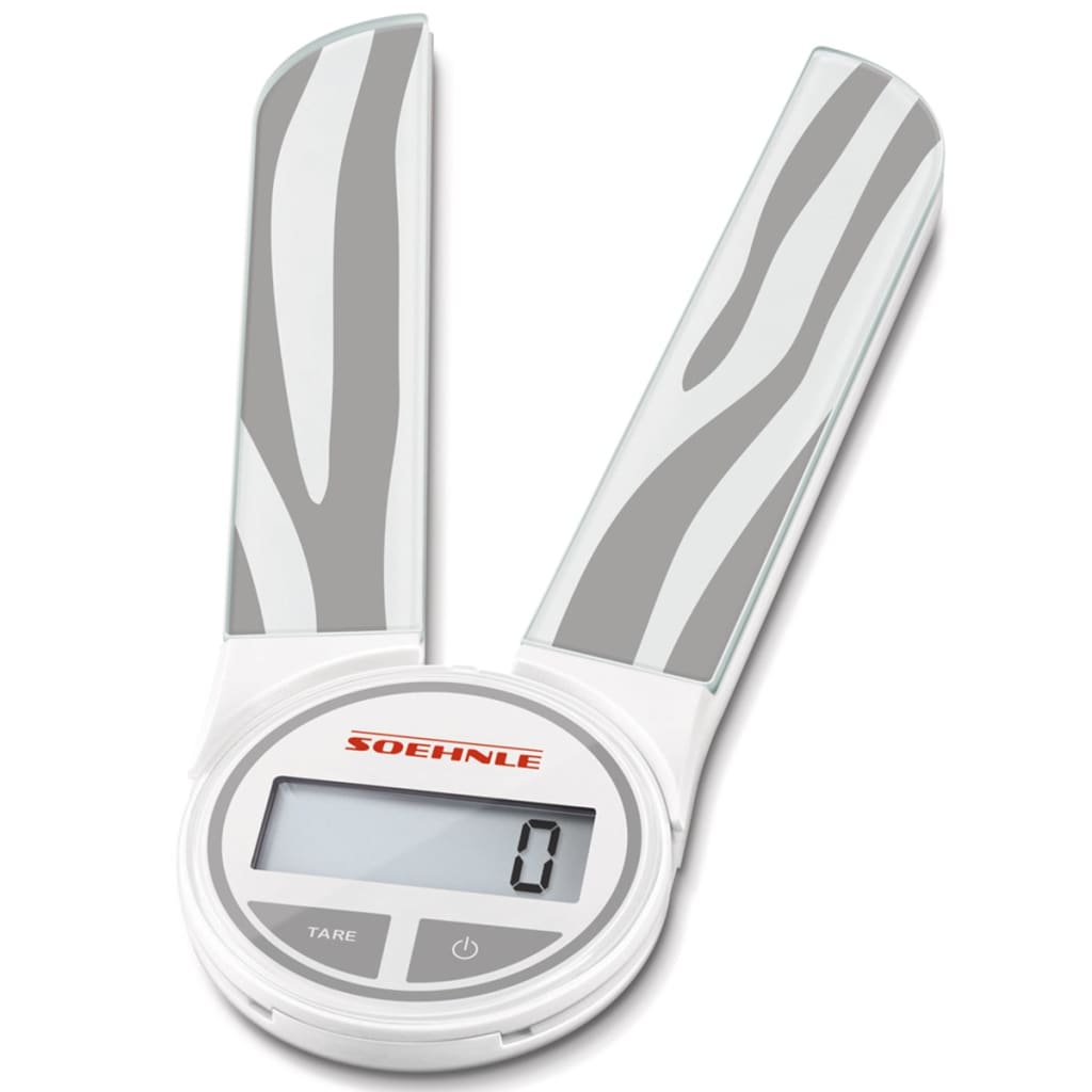 Acheter soehnle balance de cuisine genio 5 kg gris 66227 - Soehnle balance cuisine ...