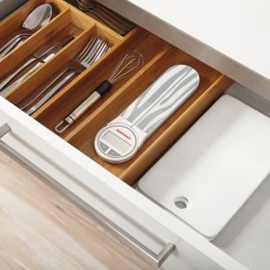 Acheter soehnle balance de cuisine genio 5 kg gris 66227 for Soehnle balance cuisine