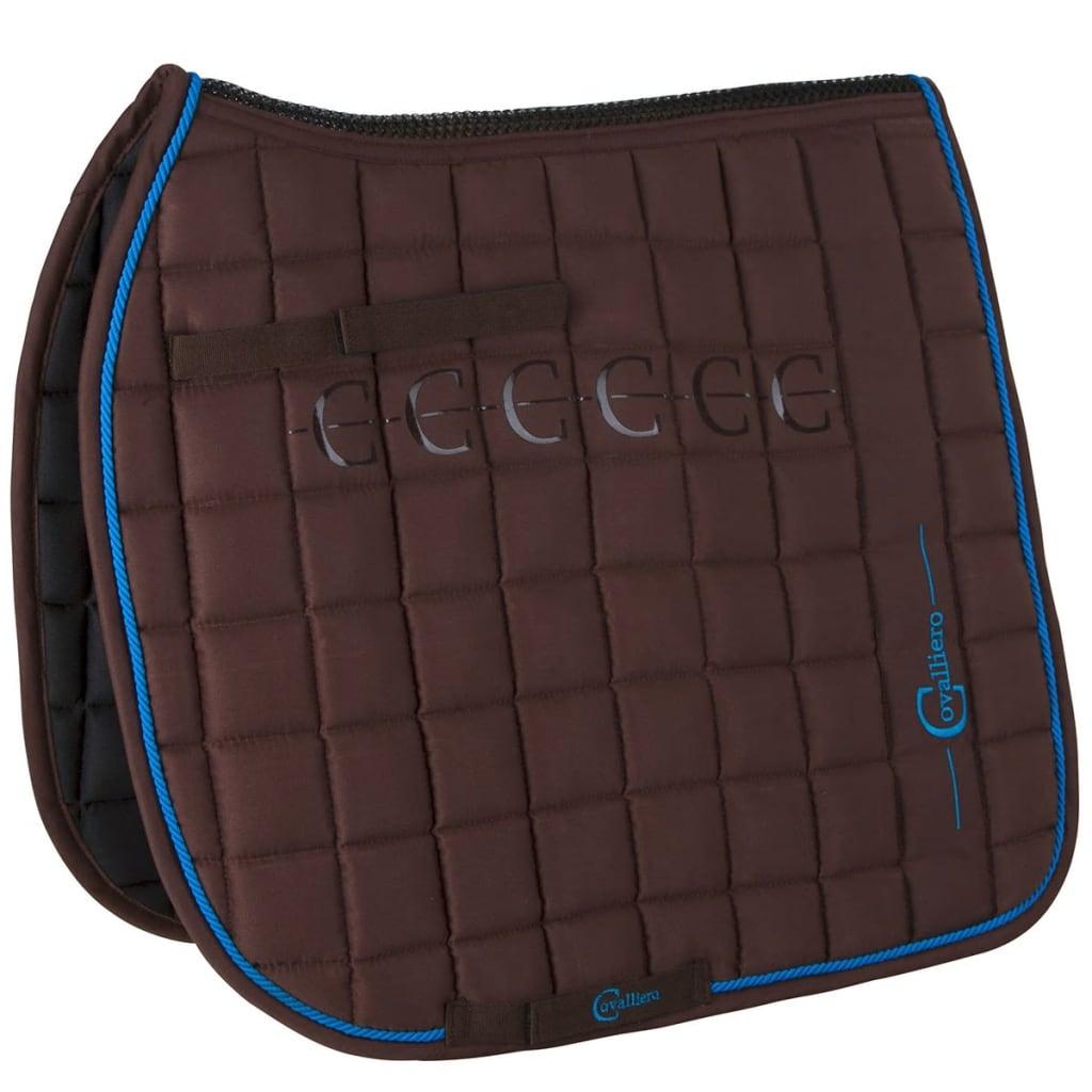 acheter kerbl tapis de selle de dressage excelsior marron 328638 pas cher. Black Bedroom Furniture Sets. Home Design Ideas