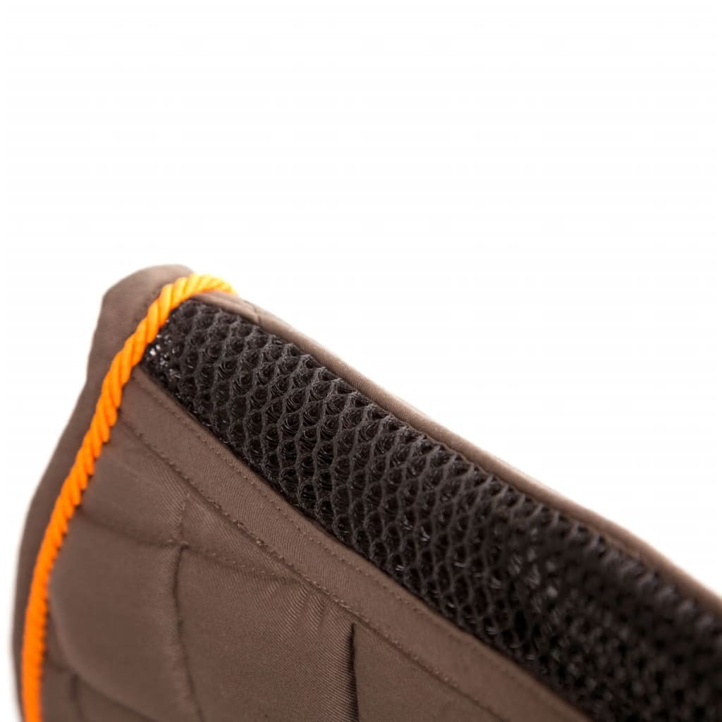 acheter kerbl tapis de selle de dressage excelsior marron b luga 328640 pas cher. Black Bedroom Furniture Sets. Home Design Ideas