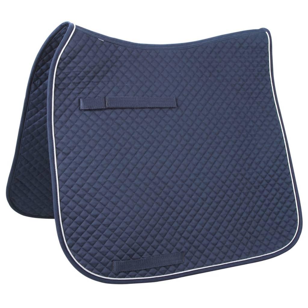 acheter kerbl tapis de selle de dressage classic bleu marine 323814 pas cher. Black Bedroom Furniture Sets. Home Design Ideas