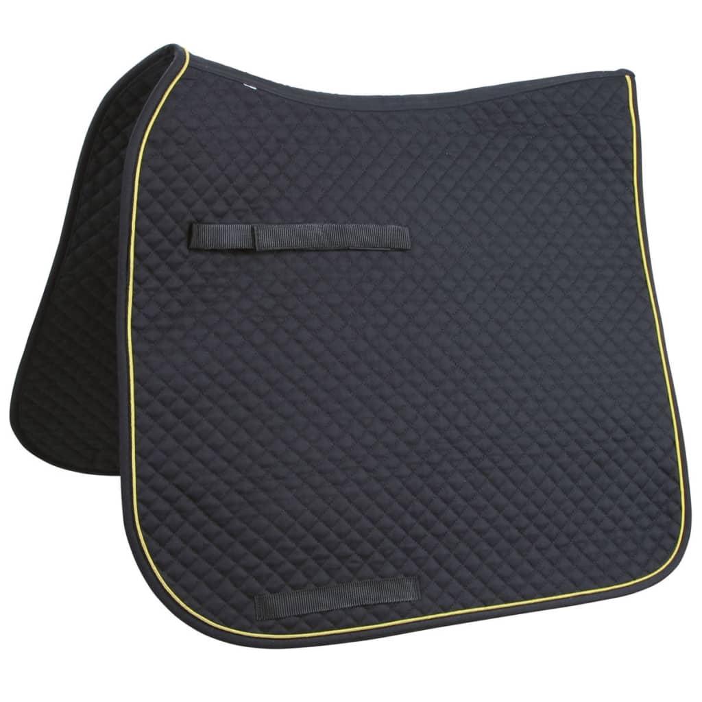 acheter kerbl tapis de selle de dressage classic noir 323815 pas cher. Black Bedroom Furniture Sets. Home Design Ideas