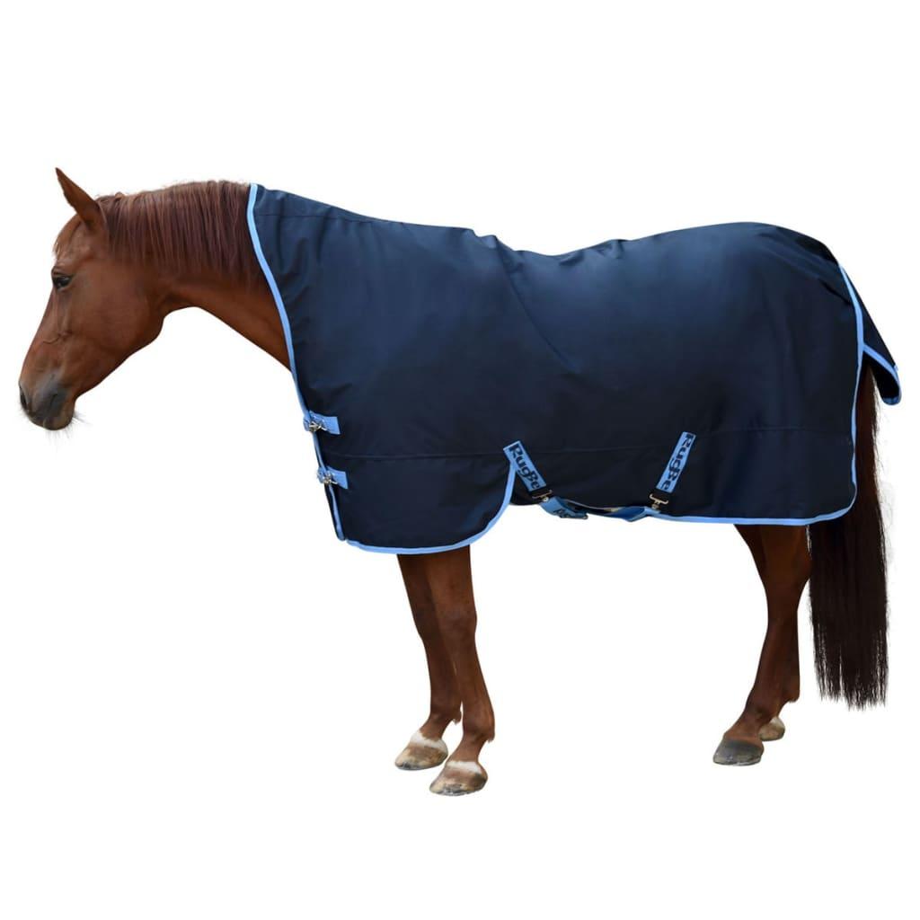 acheter kerbl couverture de cheval rugbe highneck bleu 145 cm 328666 pas cher. Black Bedroom Furniture Sets. Home Design Ideas