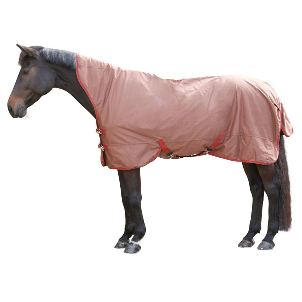 acheter kerbl couverture de cheval rugbe superhighneck marron 145 cm 328670 pas cher. Black Bedroom Furniture Sets. Home Design Ideas