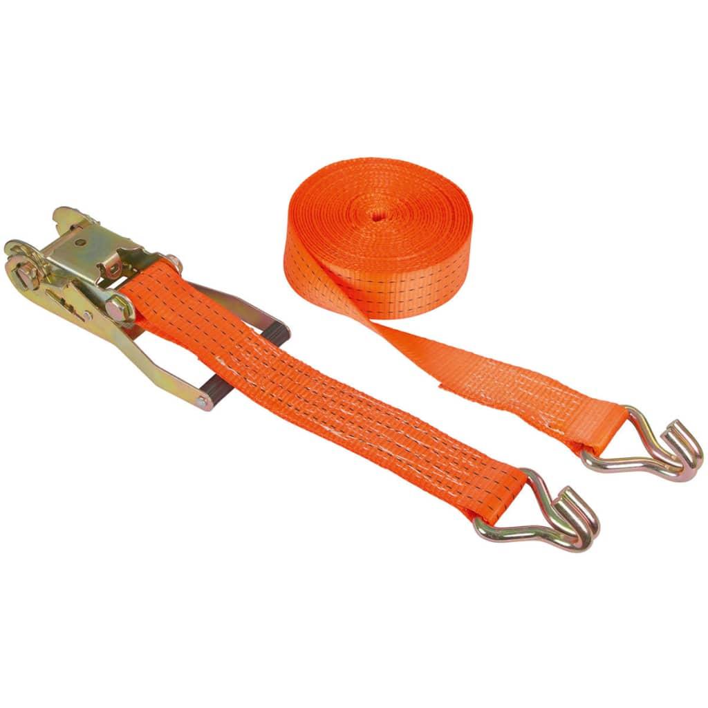 Afbeelding van Kerbl Spanband met ratel set 8 m 4000 kg 37140