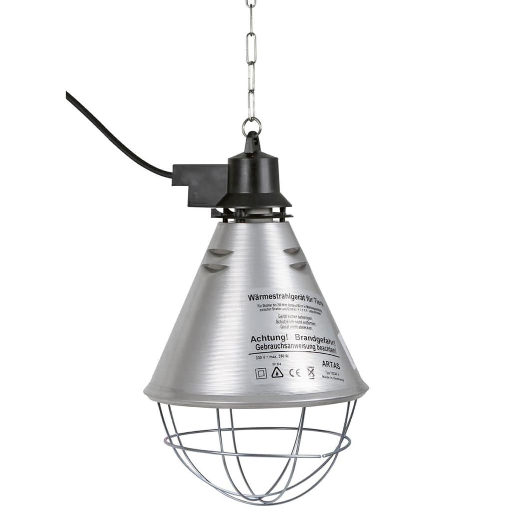Afbeelding van Kerbl Infrarood reflector met kabel 5 m 175 W 22318