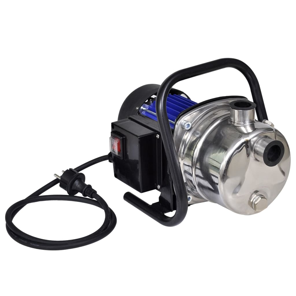 vidaXL High-Pressure Electric Jet Pump 1200 W