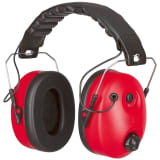 Kerbl Protection auditive Noise-Cancelling Rouge et noir 34490