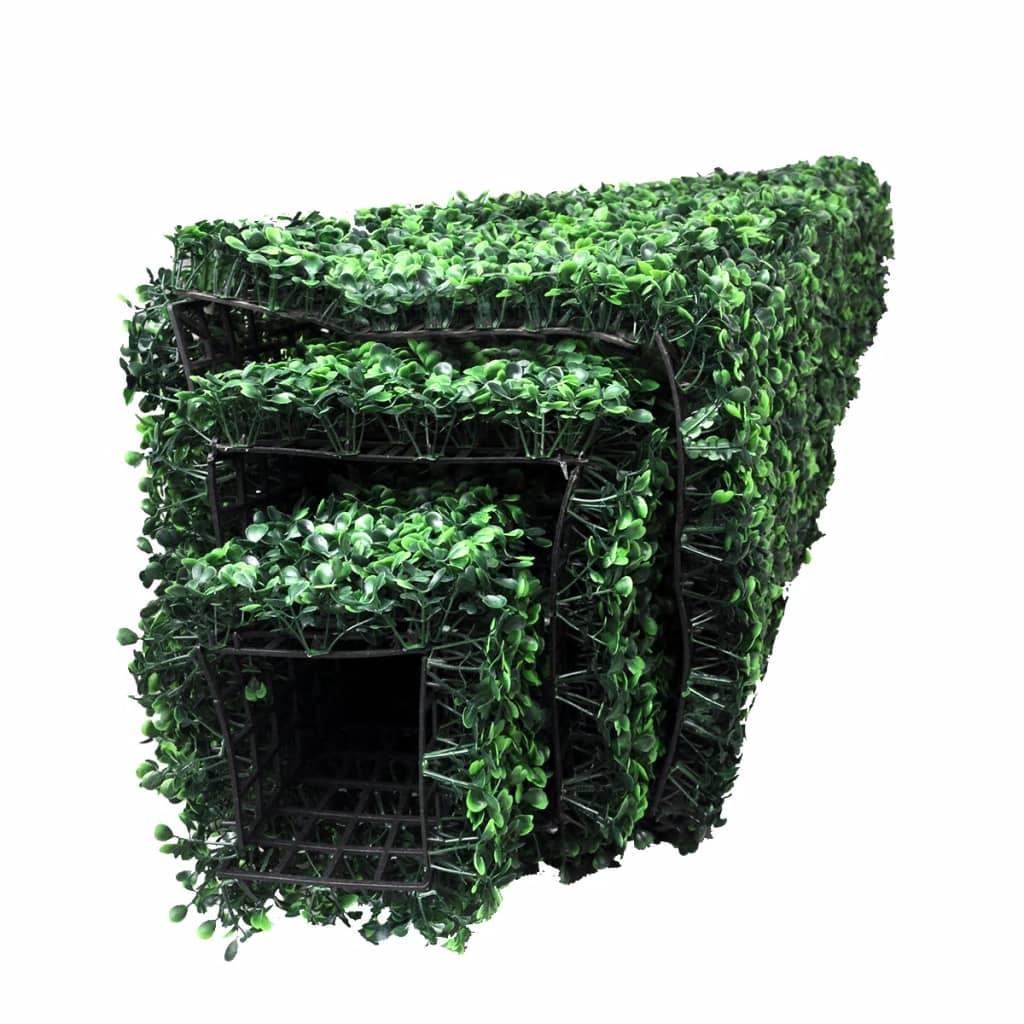 buchsbaum pyramide kunstbaum kunstpflanze 3er set g nstig. Black Bedroom Furniture Sets. Home Design Ideas