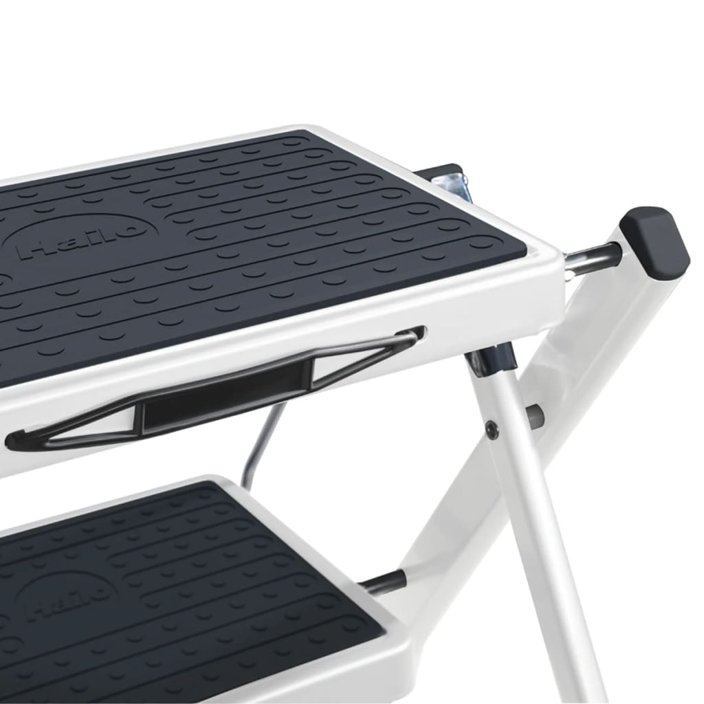 hailo trittleiter mit 2 stufen mini 45 cm stahl 4310 001 g nstig kaufen. Black Bedroom Furniture Sets. Home Design Ideas