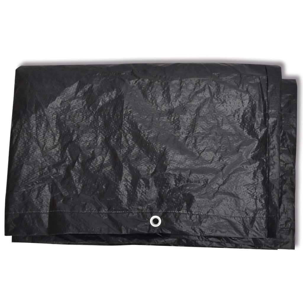 gartenm bel abdeckung 8 sen 200 x 160 x 70 cm g nstig kaufen. Black Bedroom Furniture Sets. Home Design Ideas