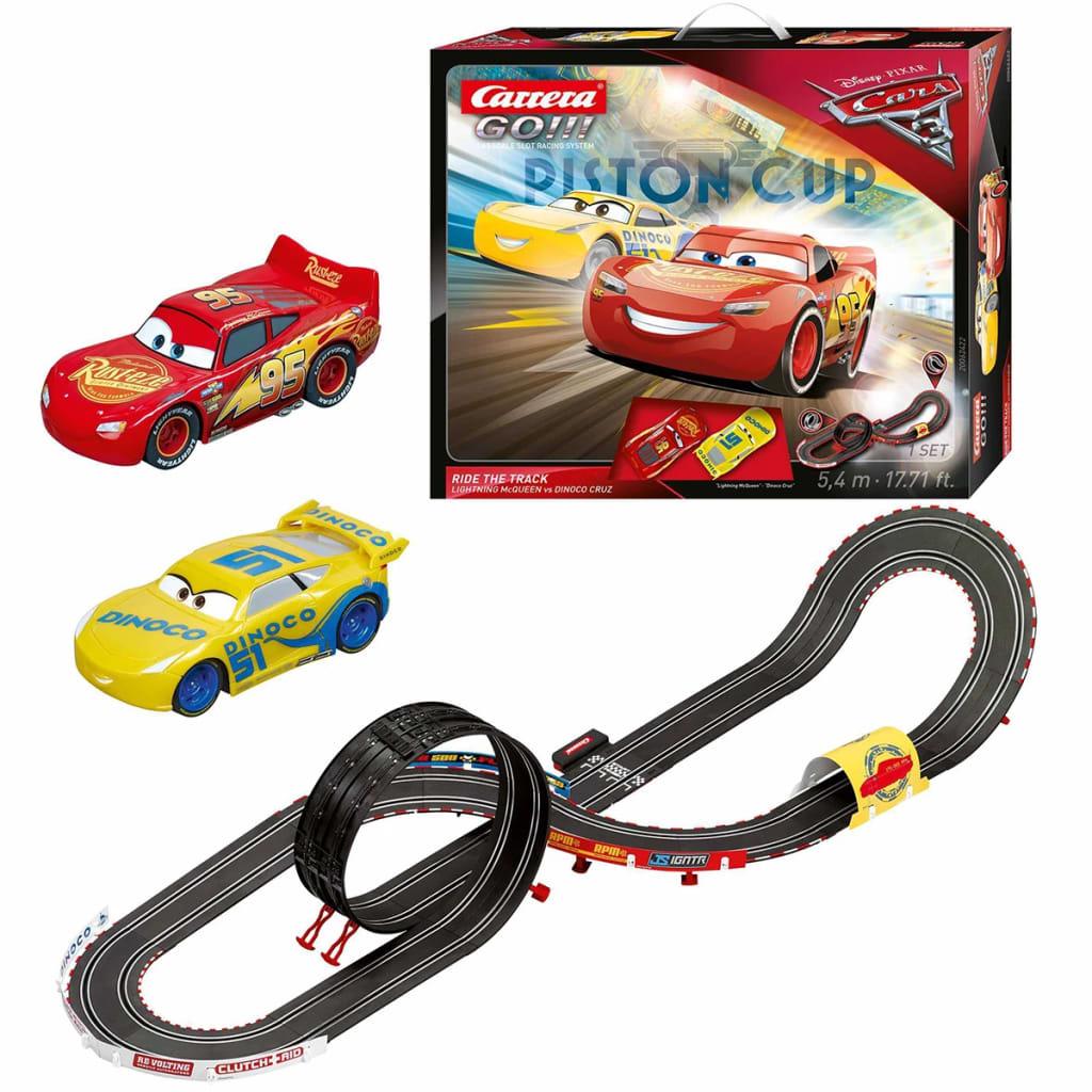 acheter carrera go jeu de voiture en miniature et piste cars 3 1 43 20062422 pas cher. Black Bedroom Furniture Sets. Home Design Ideas
