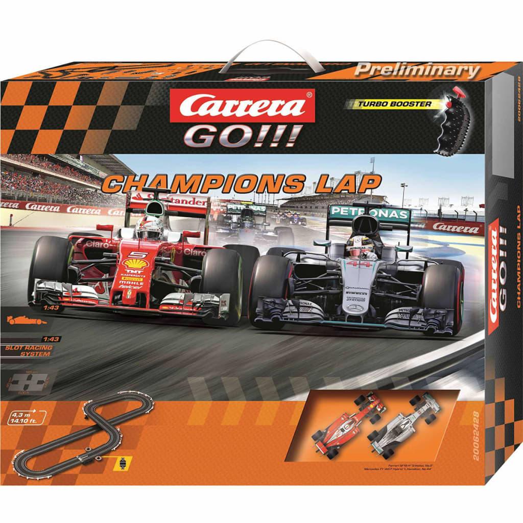 Carrera Jeu de Voitures et Piste pour    s Champions Lap 1:43 20062428 dfced7