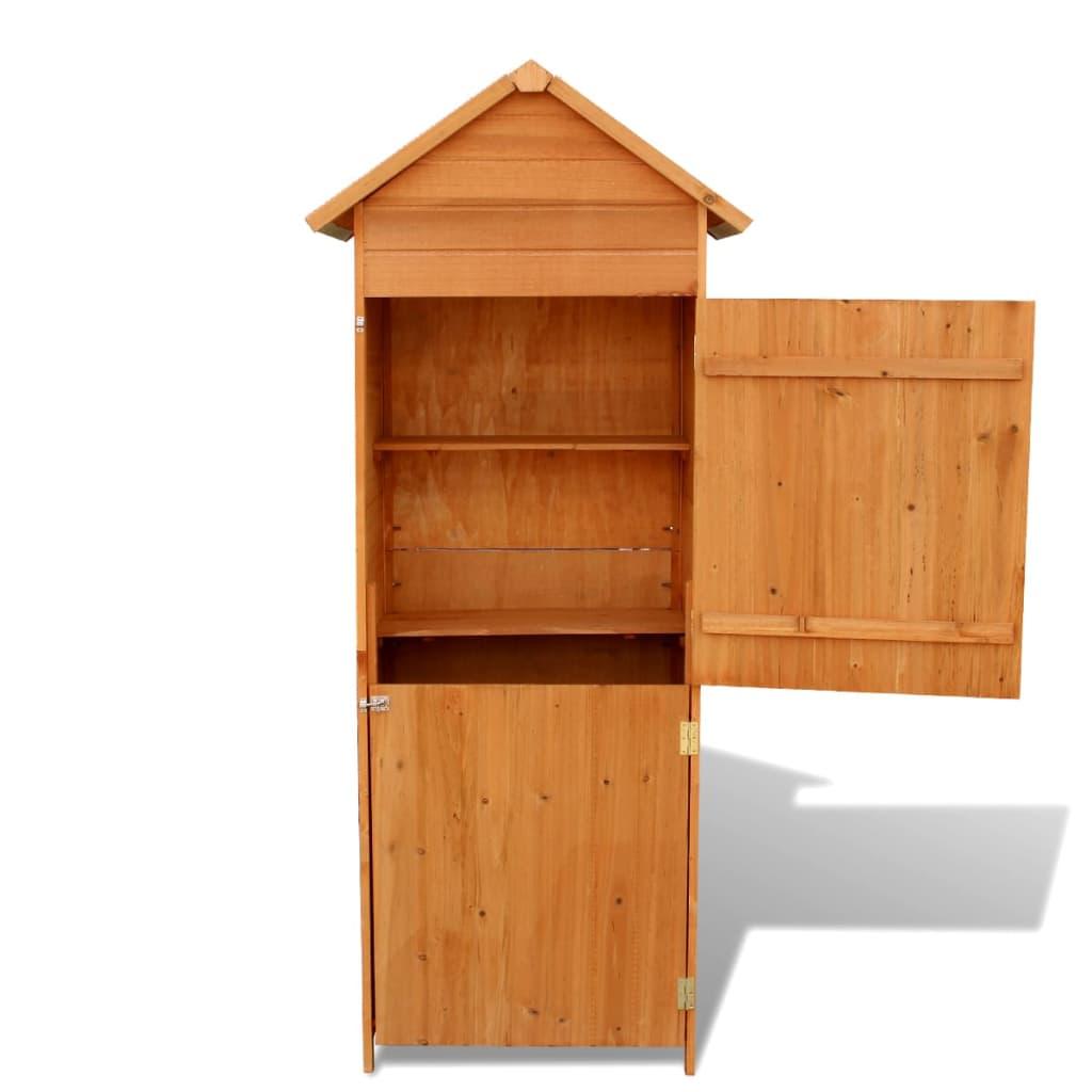 la boutique en ligne armoire de jardin tanche en bois. Black Bedroom Furniture Sets. Home Design Ideas