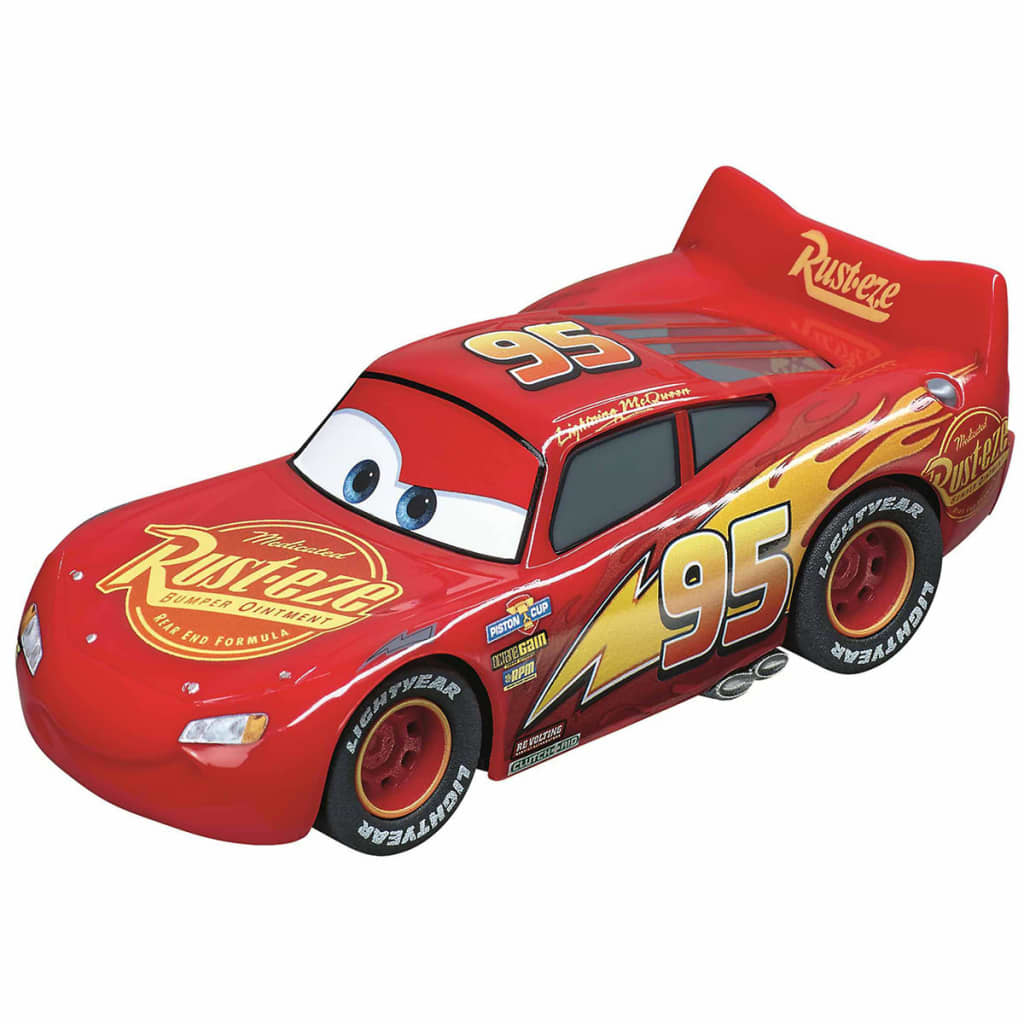 acheter carrera go jeu de voiture et piste cars 3 fast not 20062422 pas cher. Black Bedroom Furniture Sets. Home Design Ideas