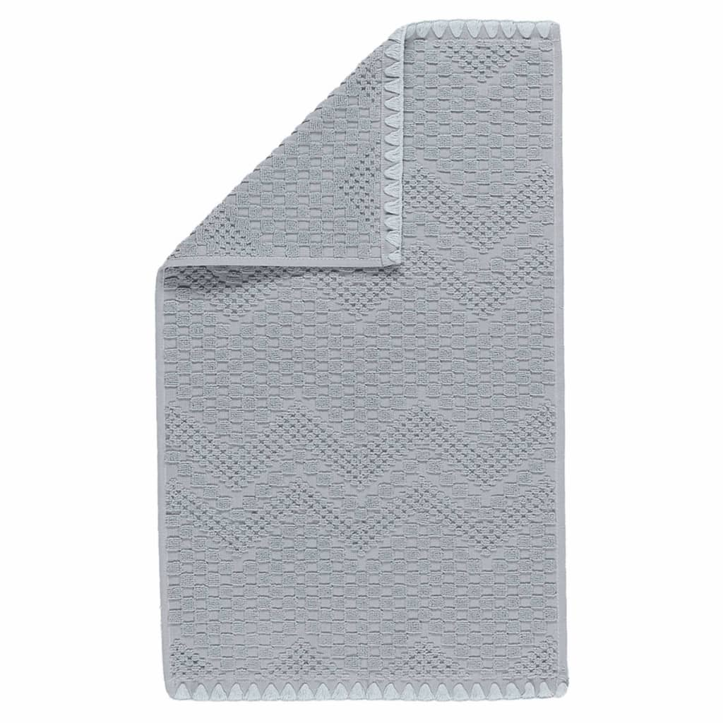 sealskin serviette porto 50 x 30 cm gris 16361346412. Black Bedroom Furniture Sets. Home Design Ideas