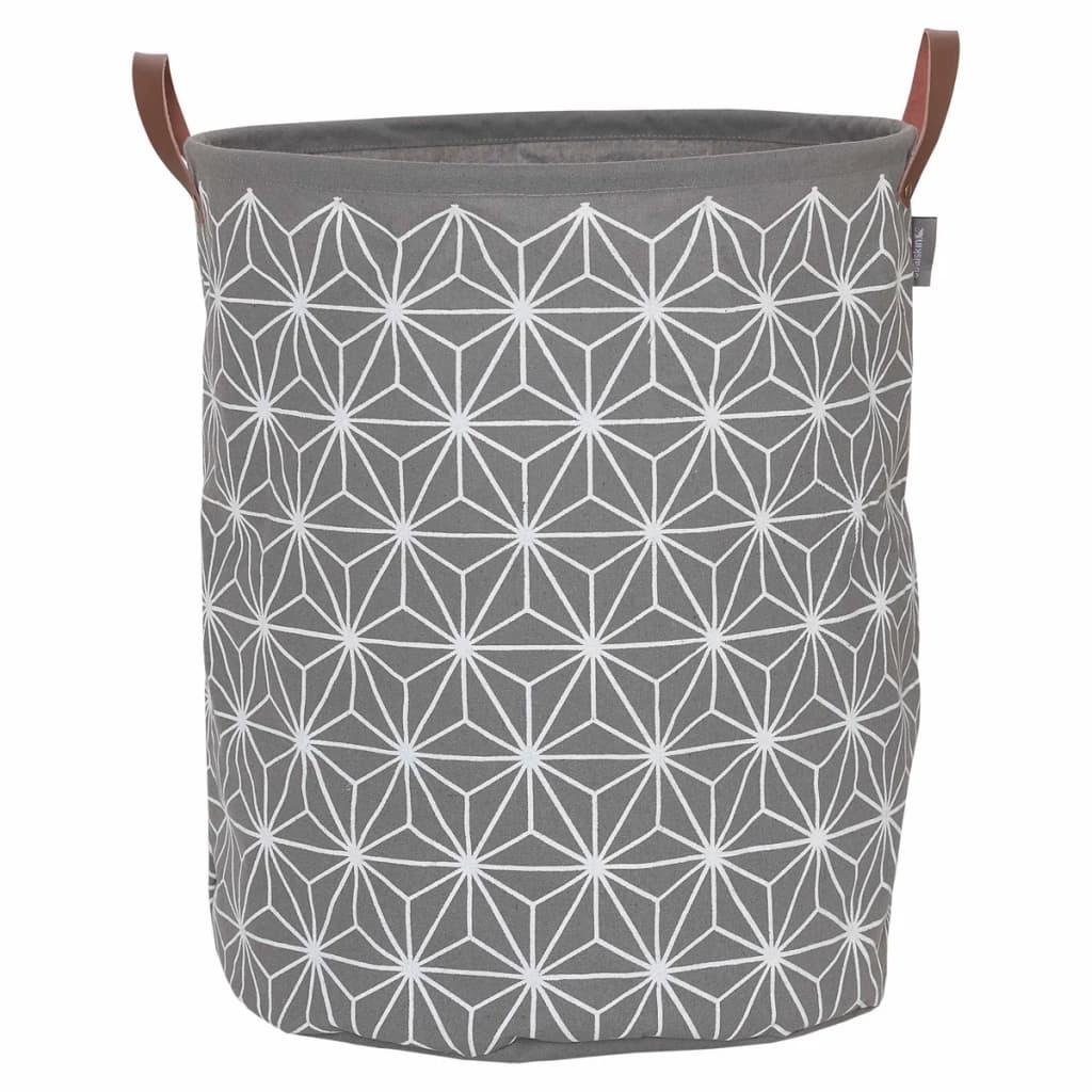 Sealskin cesto para la ropa sucia triangles gris 60 l - Cesto ropa sucia amazon ...