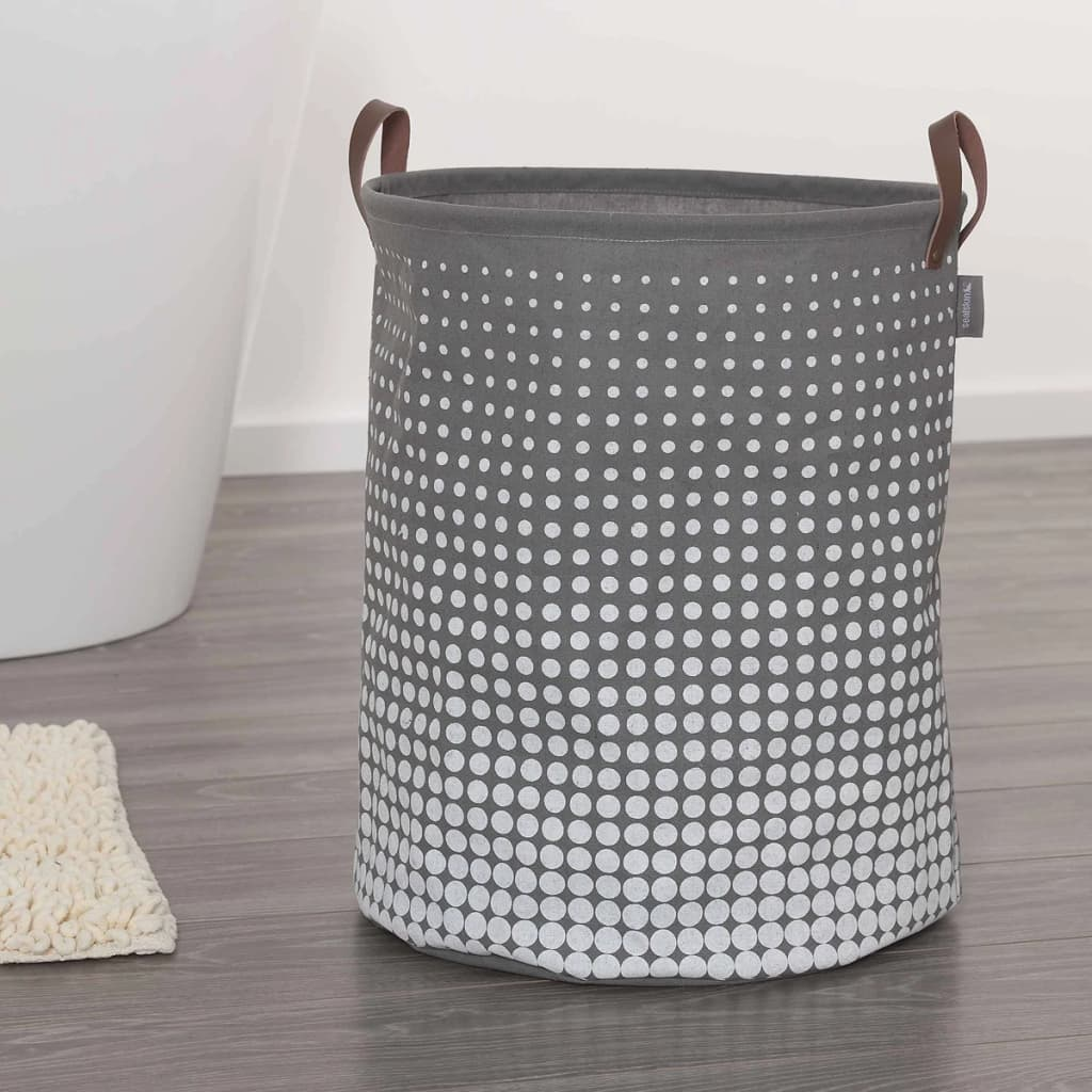 sealskin w schekorb speckles grau 60 l 361892012 g nstig. Black Bedroom Furniture Sets. Home Design Ideas