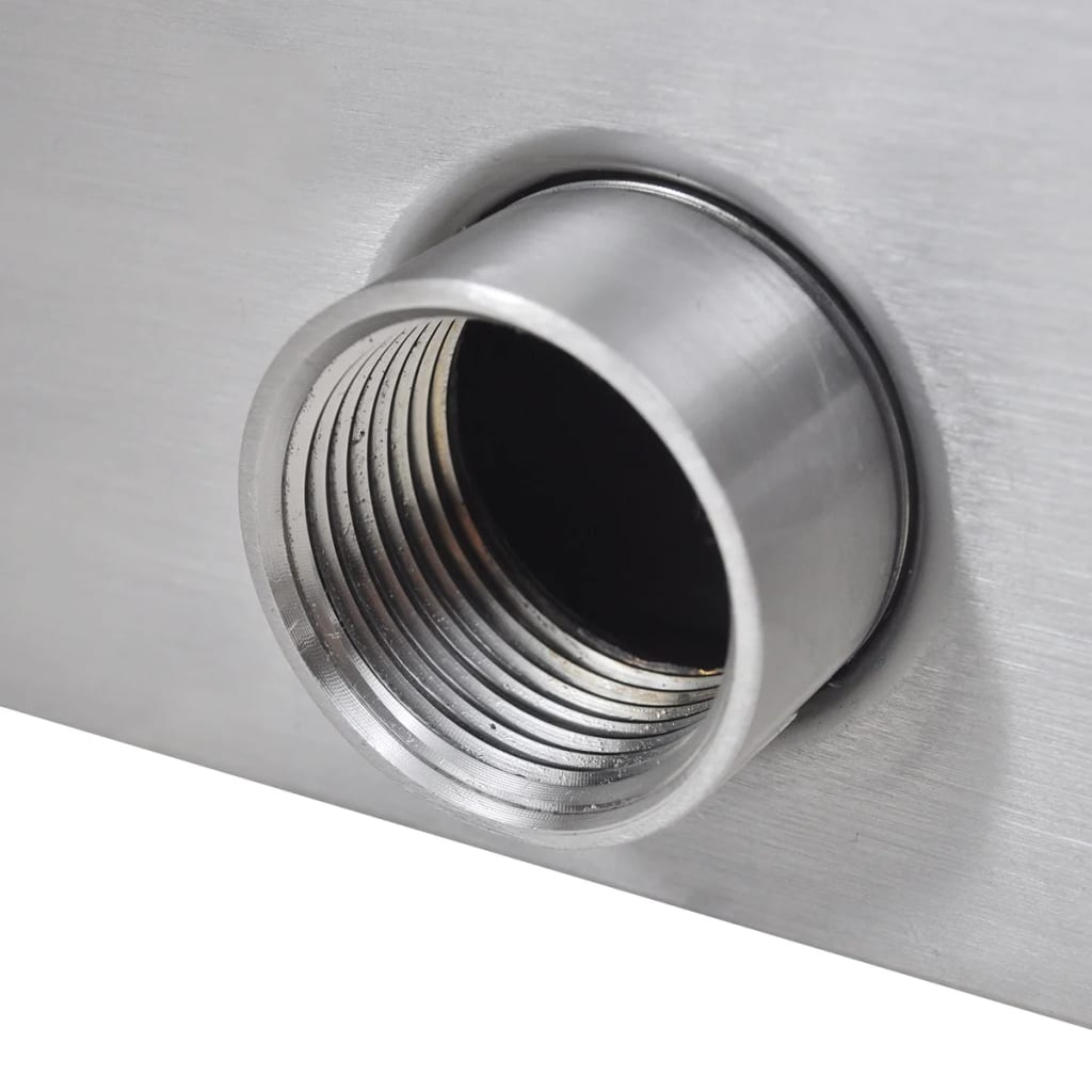 vidaXL-Fuente-rectangular-con-LEDs-piscina-Acero-inoxidable-90cm-jardin-estanque
