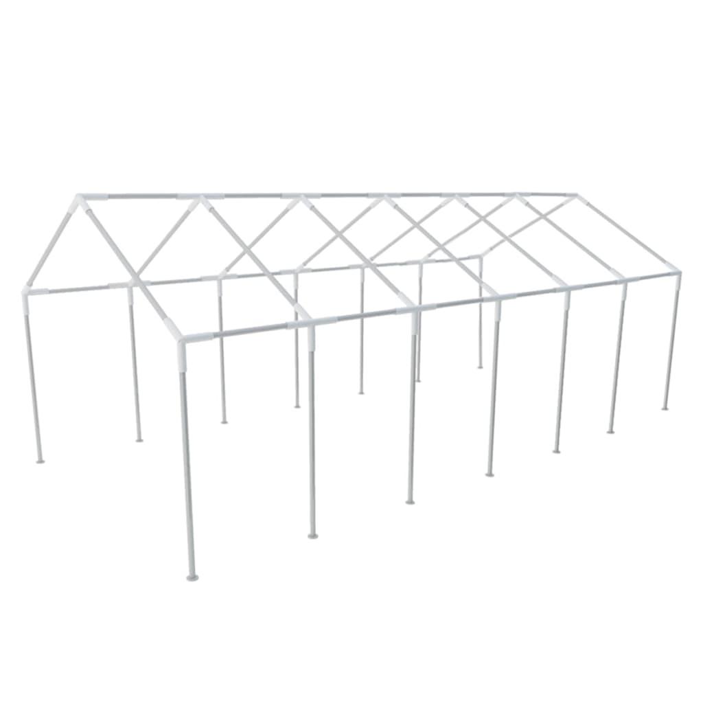 Afbeelding van vidaXL Stalen frame voor een party tent 12 x 6 m