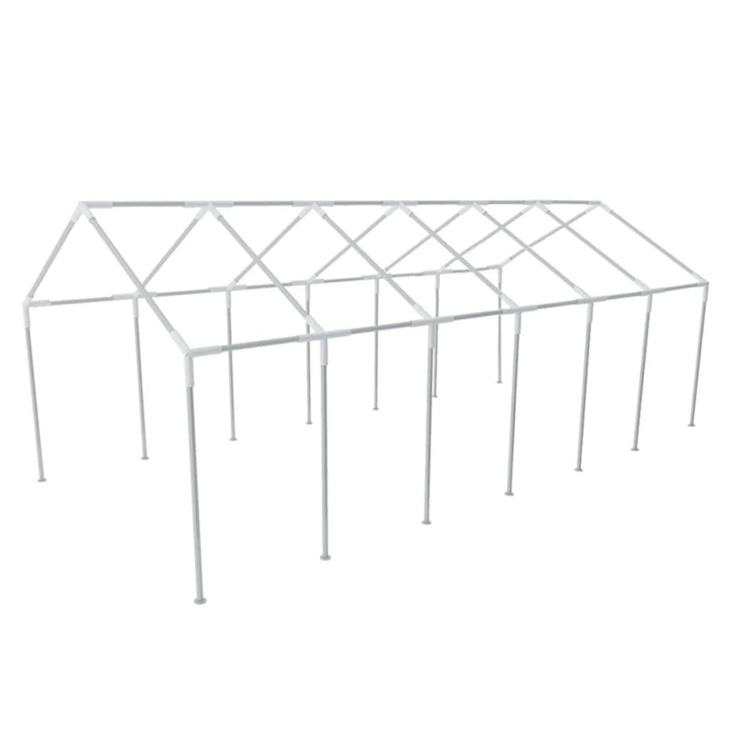 Steel frame for 12 x 6 m party tent for Steel frame tents