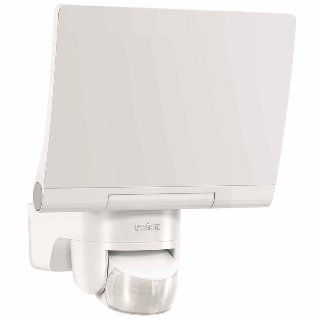 steinel sensor floodlight xled home 2 xl white 030070. Black Bedroom Furniture Sets. Home Design Ideas