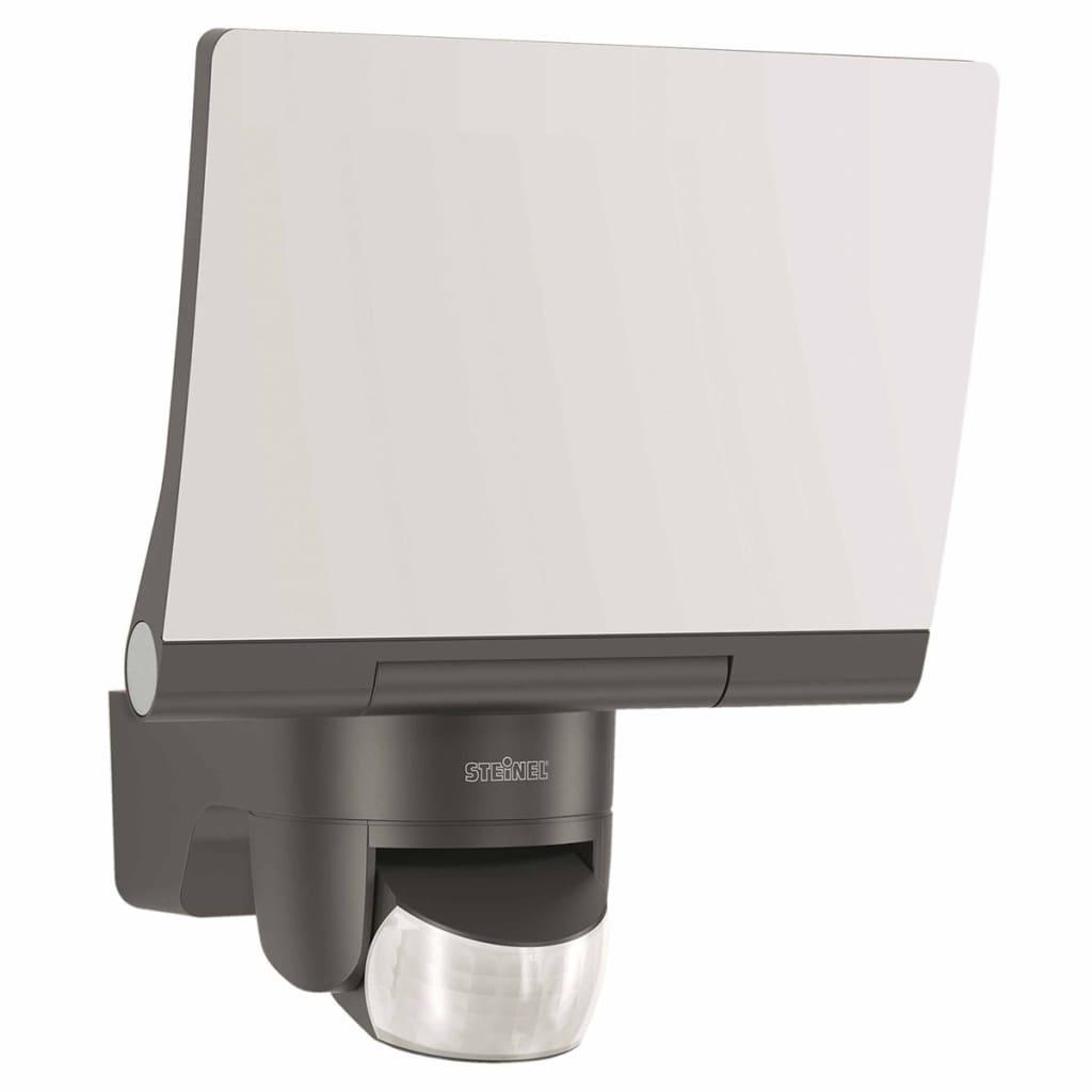 steinel sensor floodlight xled home 2 xl graphite 030056. Black Bedroom Furniture Sets. Home Design Ideas