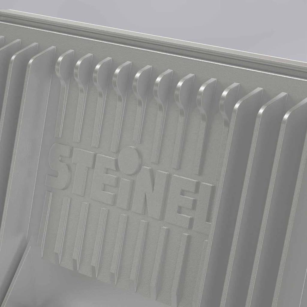 steinel sensor flutlicht xled home 2 xl silber 030063 g nstig kaufen. Black Bedroom Furniture Sets. Home Design Ideas