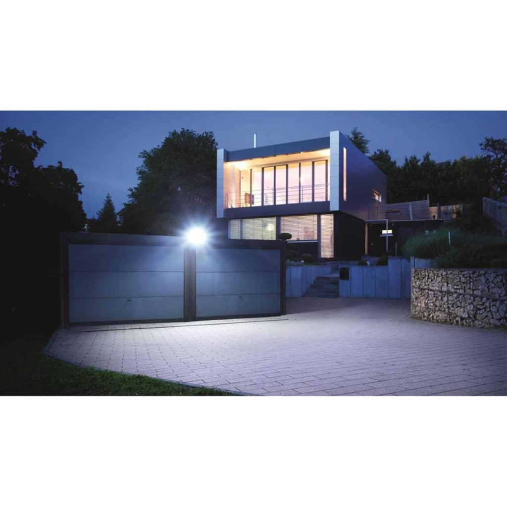 steinel outdoor floodlight xled home 2 xl. Black Bedroom Furniture Sets. Home Design Ideas