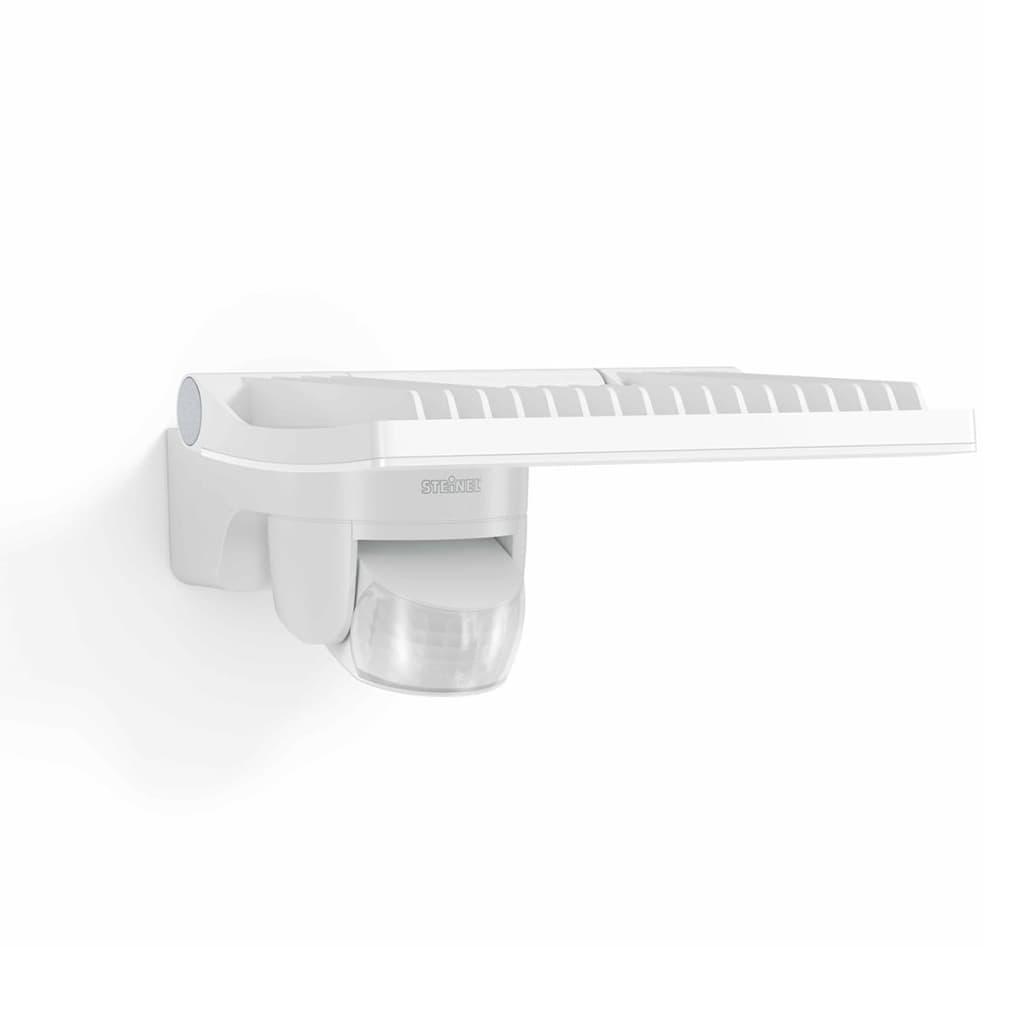 steinel sensor floodlight xled home 2 white 033088. Black Bedroom Furniture Sets. Home Design Ideas