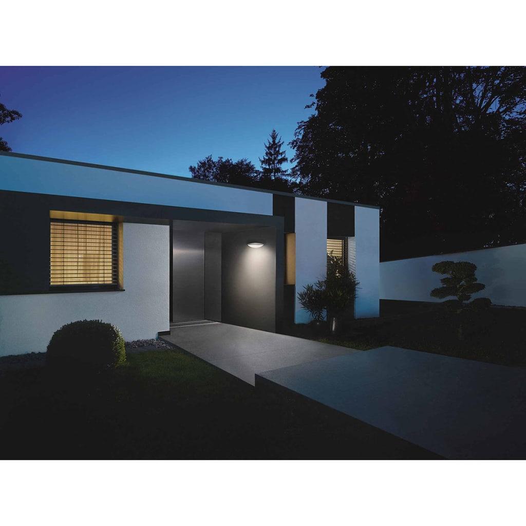 steinel sensor outdoor light l 825 led ihf anthracite 007164. Black Bedroom Furniture Sets. Home Design Ideas