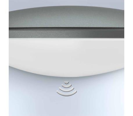 Steinel luminaire d 39 ext rieur capteur l825 led ihf for Solde luminaire exterieur