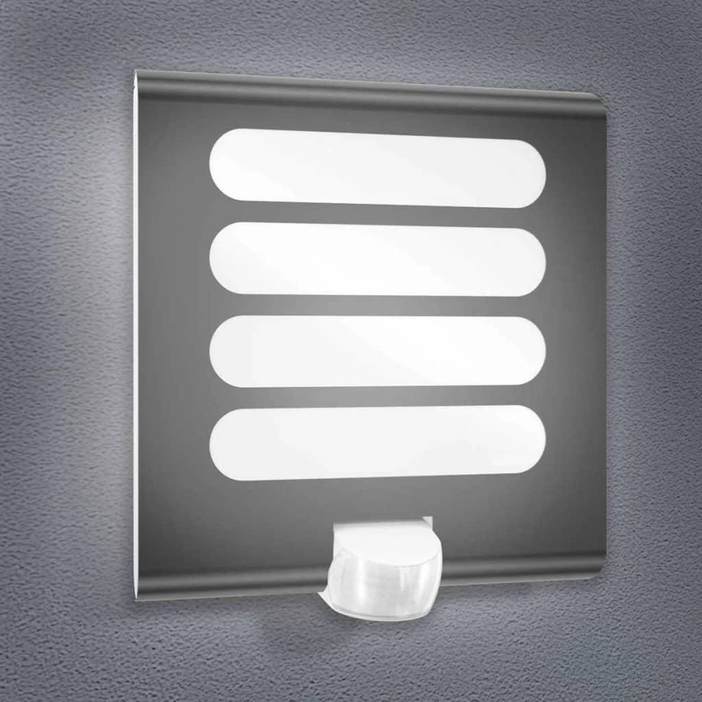 Acheter steinel luminaire d 39 ext rieur l 224 led anthracite for Luminaire exterieur plastique