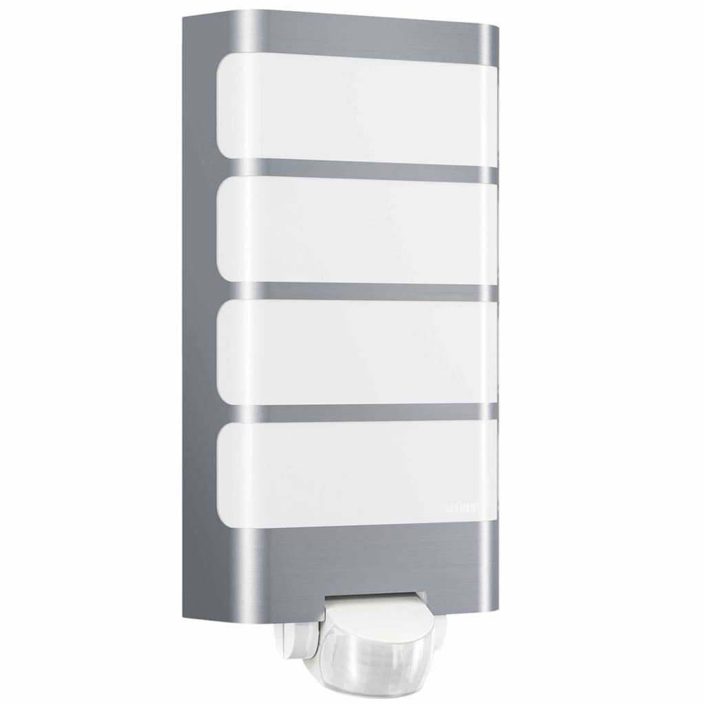 Acheter steinel luminaire d 39 ext rieur l 244 led argent for Marque luminaire exterieur