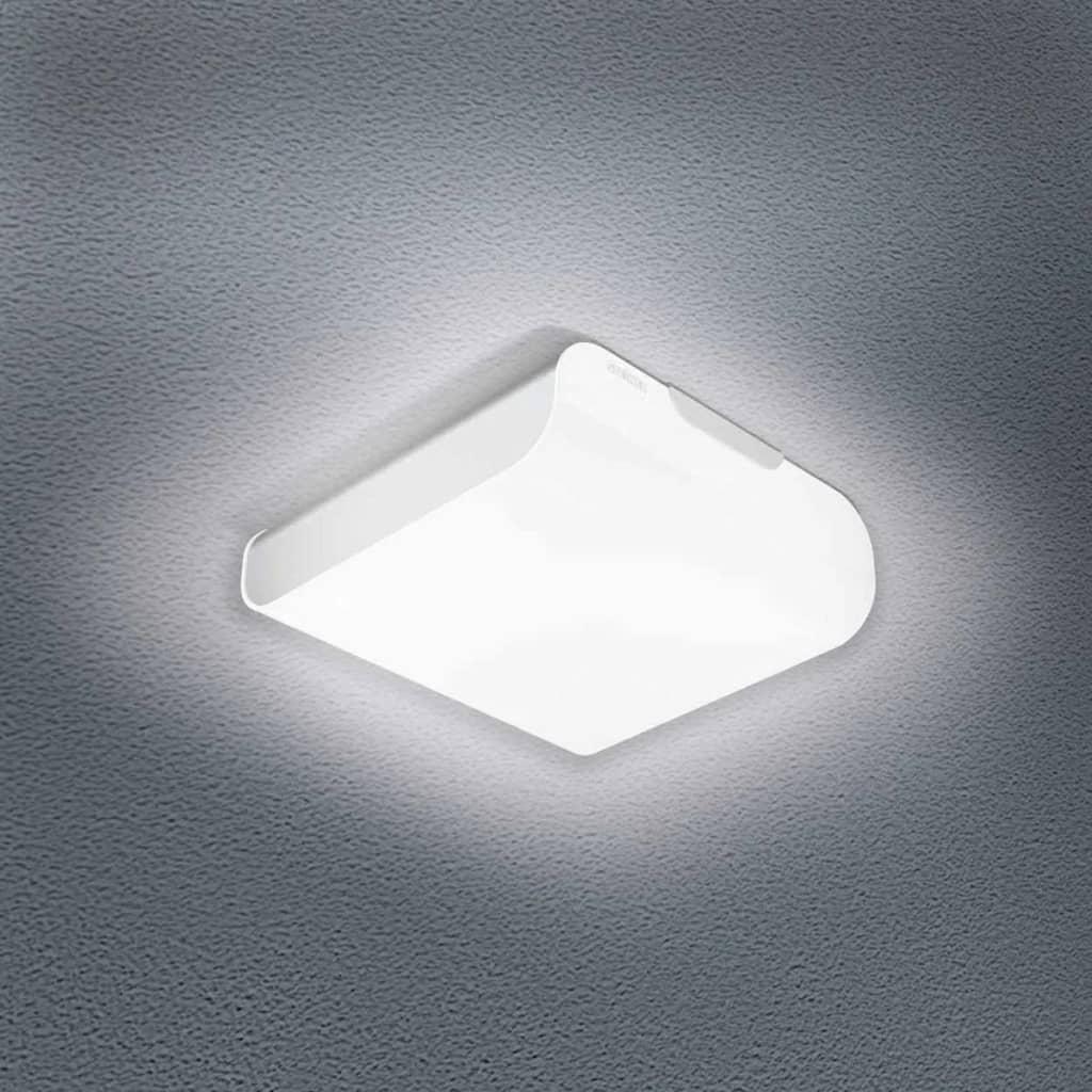 Steinel luminaire d 39 int rieur rs led m2 argent 013646 for Luminaire d interieur